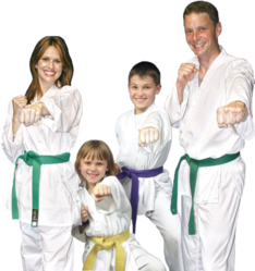 Taekwondo and Martial Arts Students